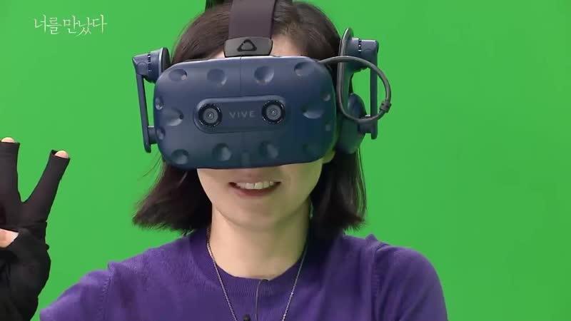 [VR휴먼다큐멘터리 - 너를 만났다] 세상 떠난 딸과 VR로 재회한 모녀 - 엄마 안 울게. 그리워하지 않고 더 사랑할게 (ENG-SPA subbed).mp4
