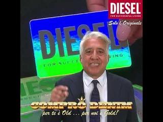 Diesel Compro Denim