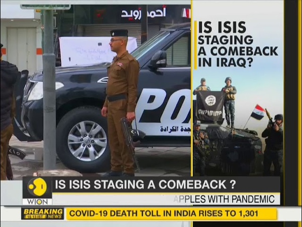 ISIS attack kills at least 10 PMF soldiers in Iraq World News