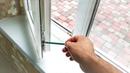 Регулировка пластиковых окон / окно плохо закрывается / всё просто сделать самому