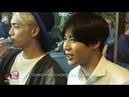 The way Key said watch out babe hahaha poor Jonghyun 😂😆
