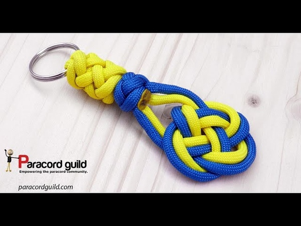 Carrick mat paracord key fob
