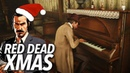 Red Dead Online's Saloons Play Christmas Music