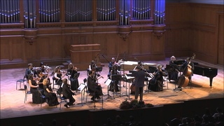 """C. Saint-Saens """"The Muse and the Poet"""" for chamber orchestra and soloists,"""
