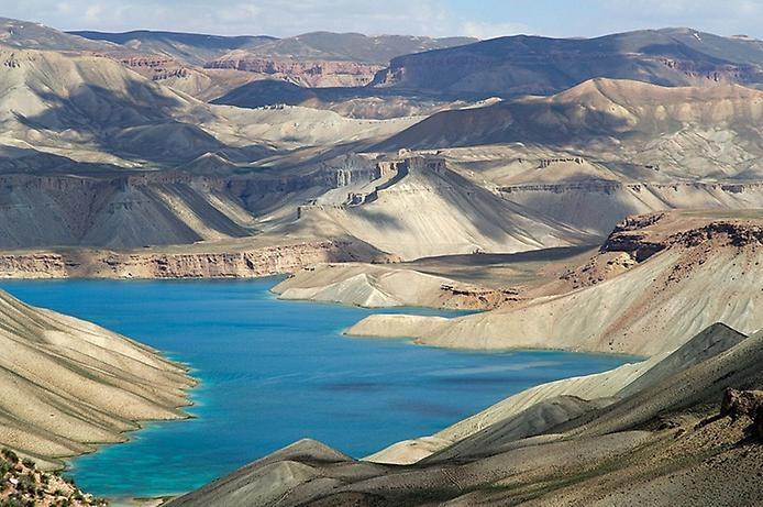 Голубые озера Банде-Амир, изображение №4