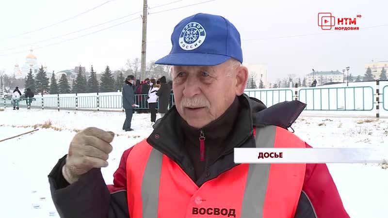 Валерий Евдокимов 40 лет в ВОСВОД