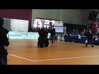 Koichi Nakabayashi (FRA 1) -vs- Yosuke Katsumi (JPN 4)