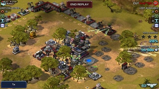 Viper solo against lv91 base, what to do when there's hidden MK1 #Empires and Allies
