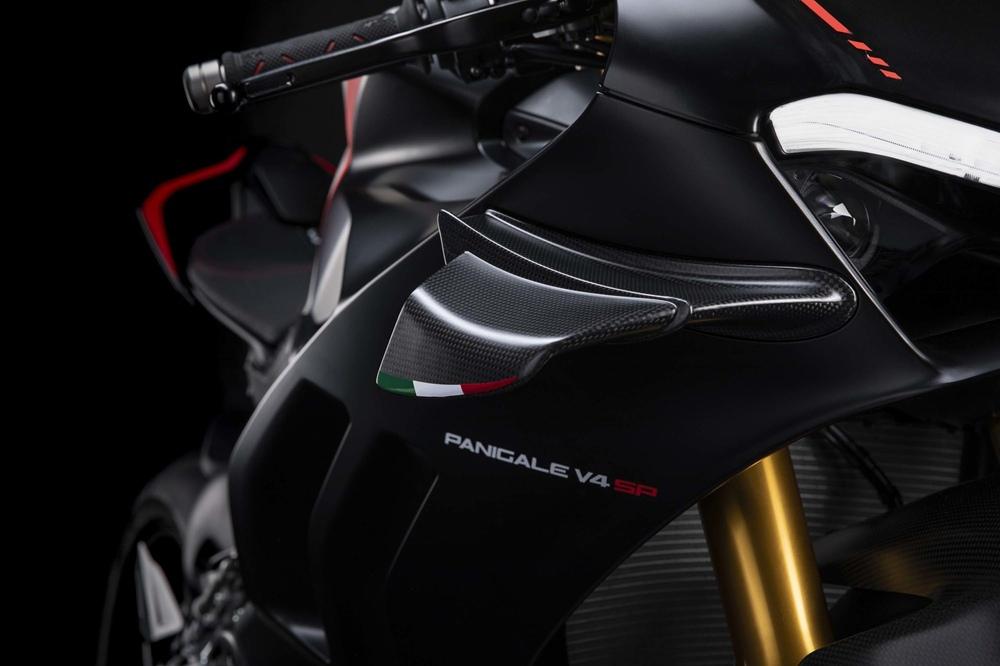 Супербайк Ducati Panigale V4 SP 2021