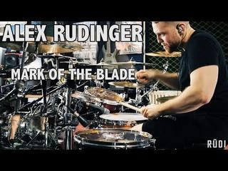 """Alex Rudinger - Whitechapel - """"Mark Of The Blade"""""""