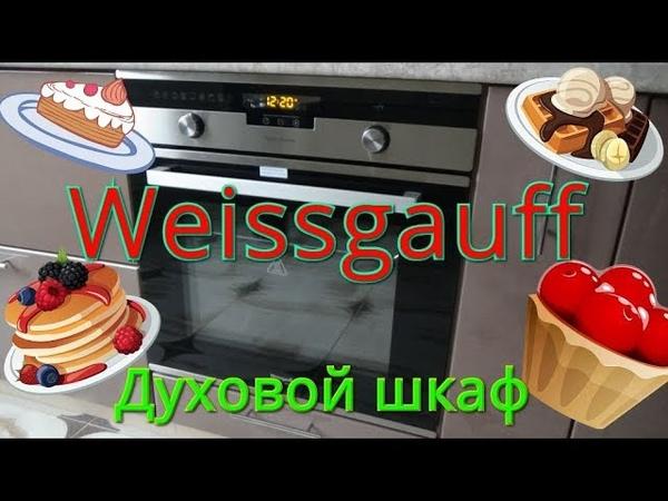 Weissgauff EOA 691 PDX духовой шкаф.Обзор.