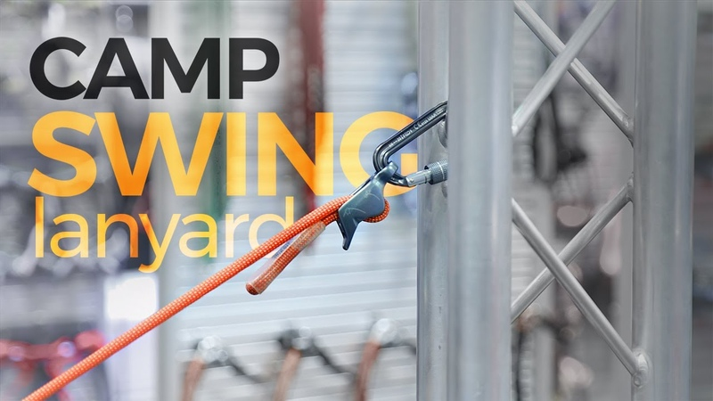 CAMP SWING lanyard personal anchor