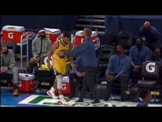 Steve Kerr Prevent Stephen Curry From Going Back to the GAME after a HISTORIC Performance 42 PTS.