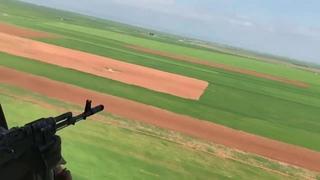 Сирия. Воздушное патрулирование