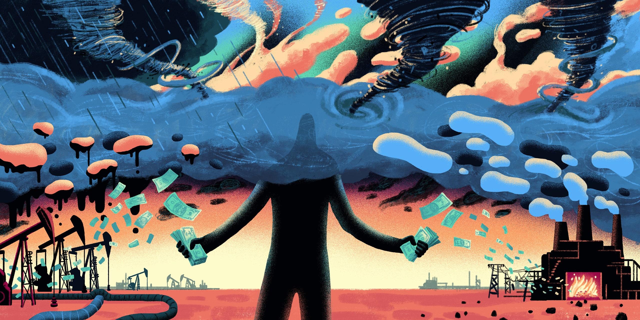 Жадность способна погубить нашу цивилизацию, предупреждают физики-теоретики