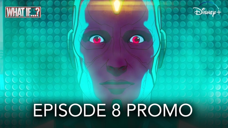 MARVEL'S WHAT IF 1x08 What If Ultron Won Promo HD Paul Bettany Jeffrey Wright