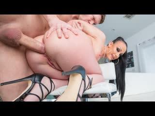 Jennifer white anal awakening (anal, squirt, hardcore, gonzo, blowjob, black hair, natural tits)