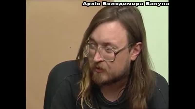 Егор Летов Интервью 2000 год