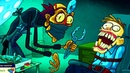 ДАНТИСТ 999 УРОВНЯ! ЗАТРОЛИЛ ВСЕ HORRORЫ МОМО, ГРЕННИ в Игре Troll Face Quest Horror 3
