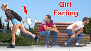 Girl Farting in Public PRANK 💃💨 - Best of Just For Laughs