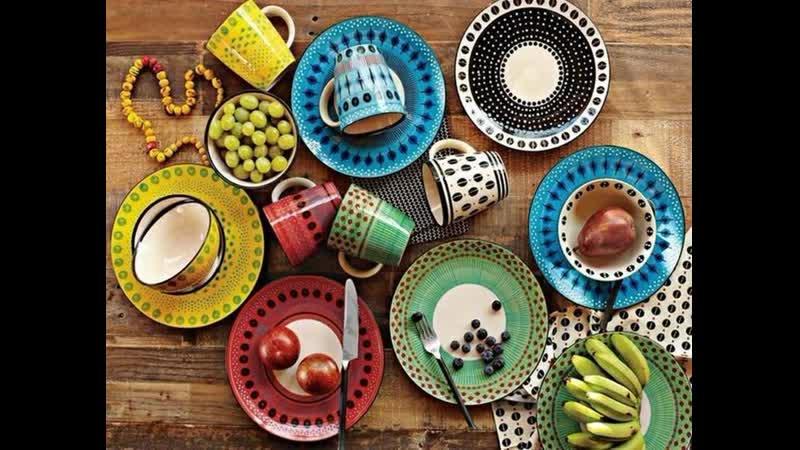 Как управлять своим настроением с помощью разных цветов на кухне