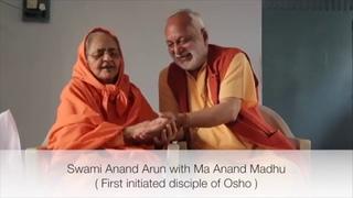 Swami Anand Arun @ Ma Anand Madhu