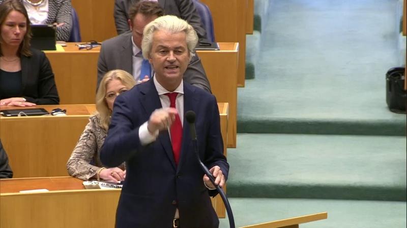 Ontketende Geert Wilders zaagt Ferd Grapperhaus bij de enkels af