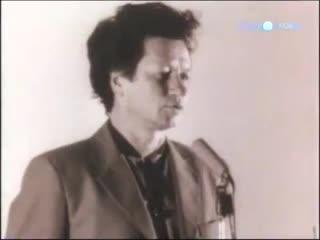 Леонид Быков (единственные кадры кинохроники, запечатлевшие Л. Быкова в жизни)