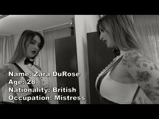 Zara DuRose (Rocco'S Intimate Castings Part 2) [2020, Rimming, Casting, Anal, HD 1080p]