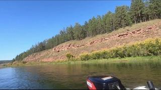 Рыбалка на реке Лена. Серия 2.