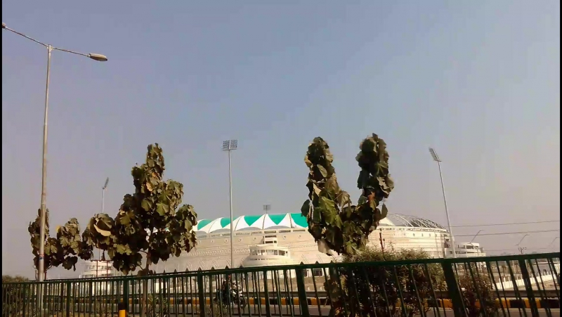 Ekana International Stadium Lucknow