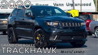 2020 Jeep Grand Cherokee Trackhawk - Ultimate In-Depth Look in 4K