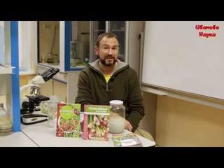 Барботирование семян без компрессора