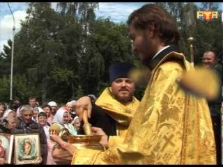 1025 лет Крещению Руси (Междуреченск)