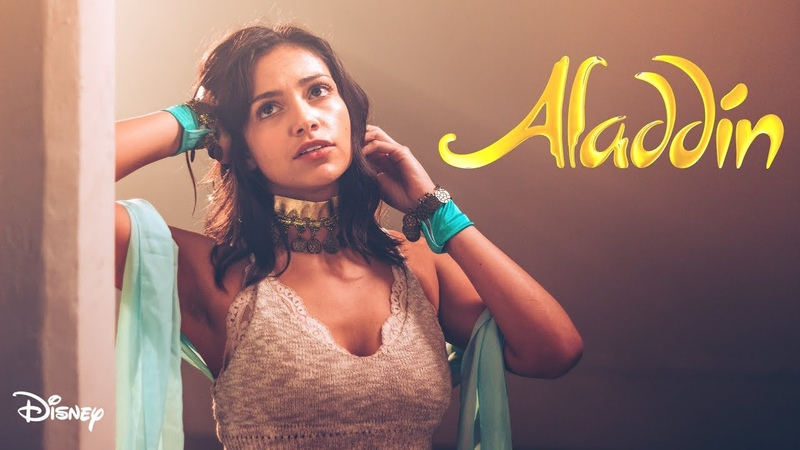 "Speechless (From ""Aladdin) - Bethany Mota, Matt Slays, KHS"