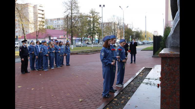 В Брянске юным стражам порядка вручили удостоверения