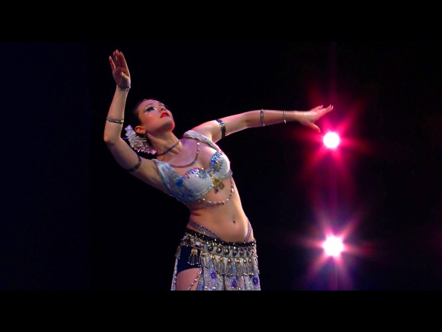 Irina Akulenko Under the Weeping Tree Bellydance Fusion