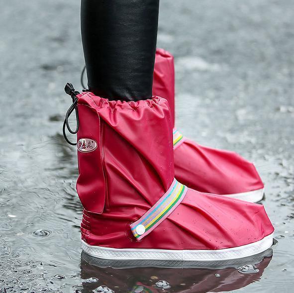 Дождевики для обуви -