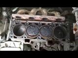 Разборка и диагностика двигателя 21126 (Приора) пробег за 100000 км. ч.1