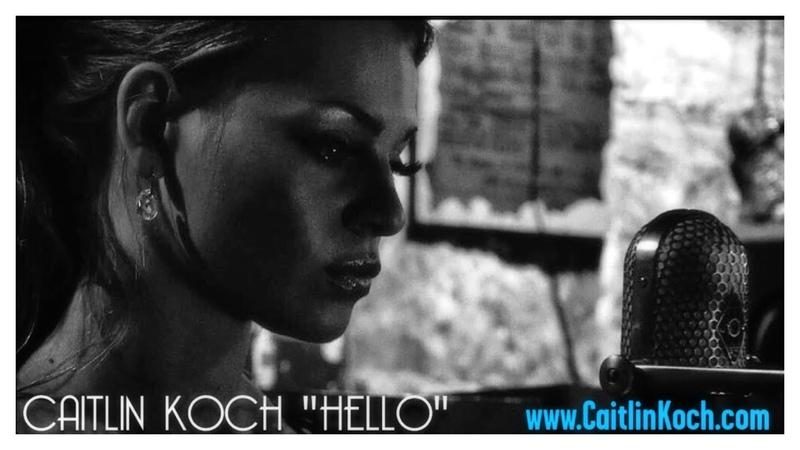 Caitlin Koch Hello ADELE