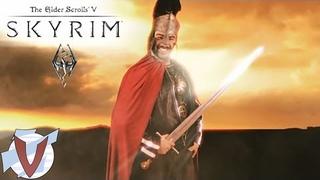 The Elder Scrolls V: Skyrim [Angry Joe - RUS RVV]