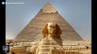 ★ Égypte : Une incroyable découverte aurait été faite sous le Grand Sphinx...