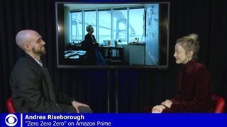 The Sit-Down: Andrea Riseborough
