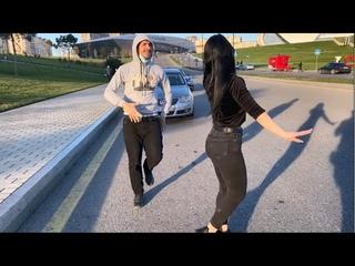 Девушка Танцует Очень Красиво Auff Как В Фильме 2021 Лезгинка Чеченская На Русском Хит ALISHKA Dance