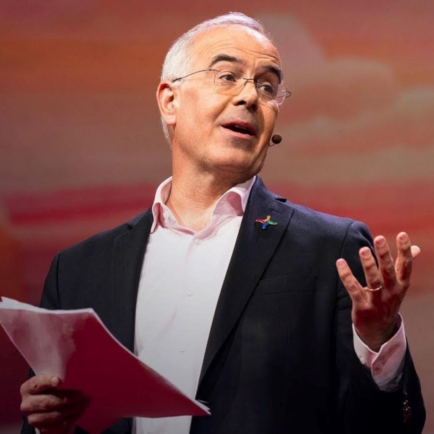 Общество навязывает нам ложные ценности — но мы можем жить лучше (Дэвид Брукс)