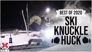 BEST OF SKI KNUCKLE HUCK 2020 | World of X Games