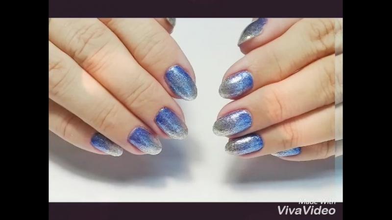 50 оттенков синего