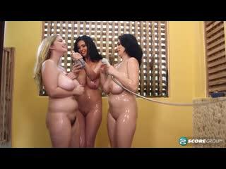 Codi vore, sha rizel & alexya sexy shower time
