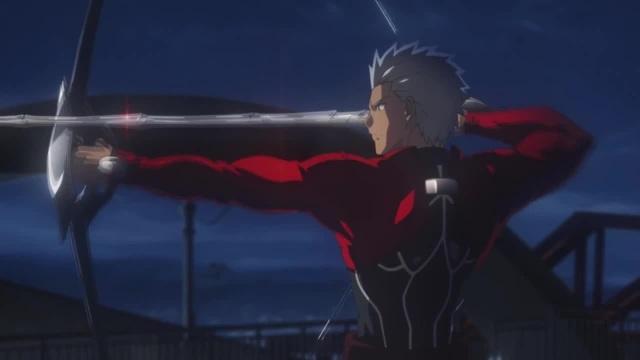 Fate Stay Night (epic archer) FSN FateStay AMV