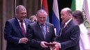 Передовики Мензелинского района получили заслуженные государственные награды